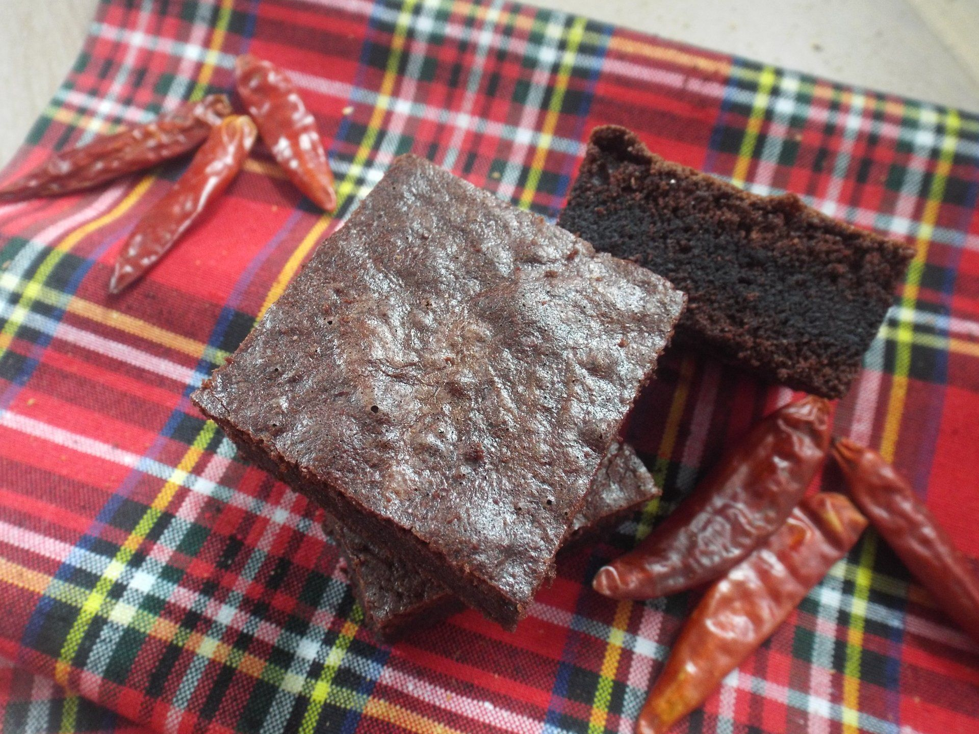 Chilibrownies