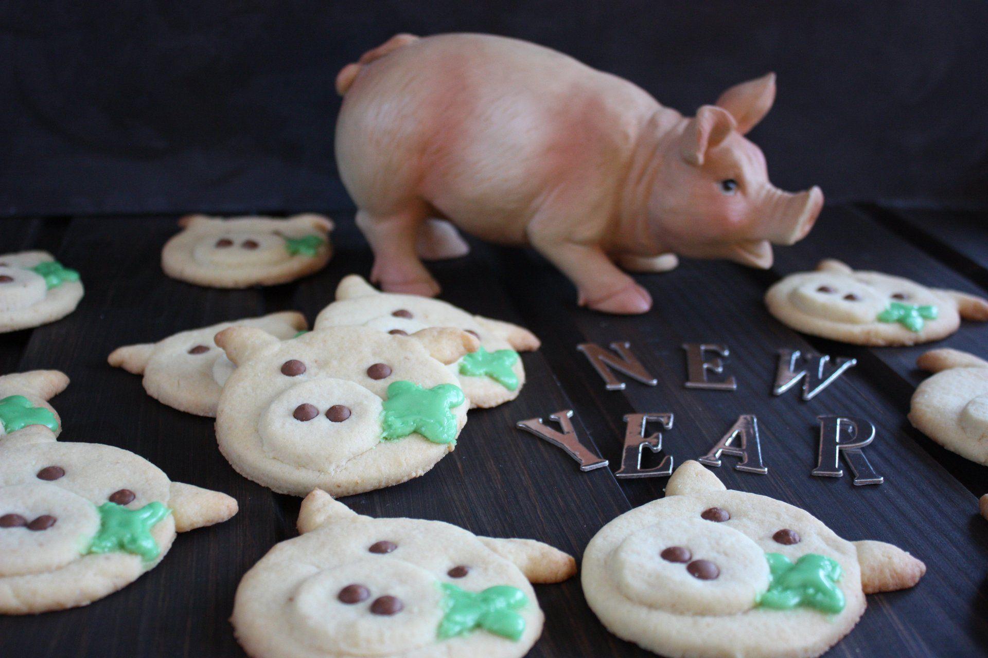 Schweinchenkekse