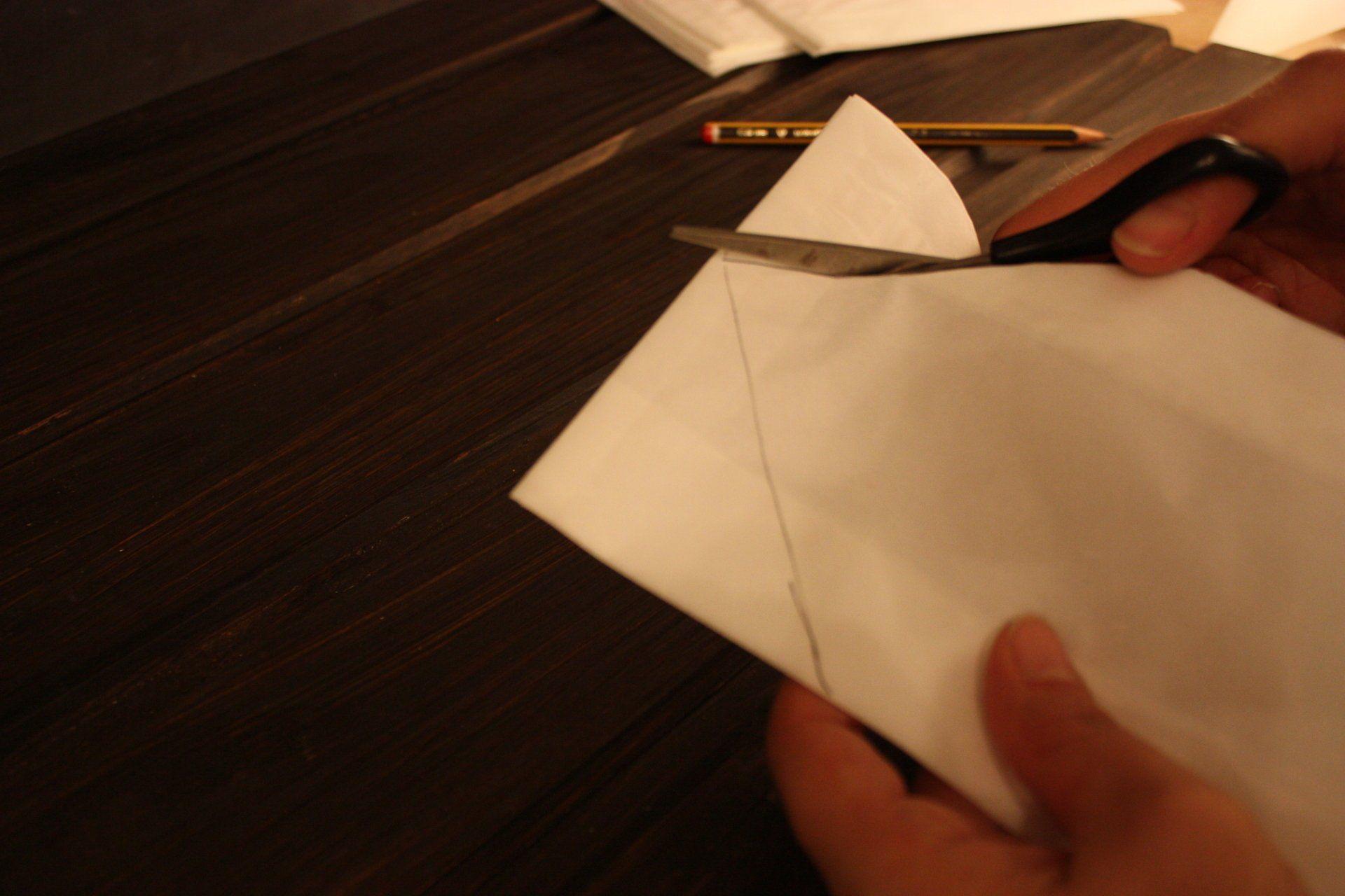 Papiersterne DIY
