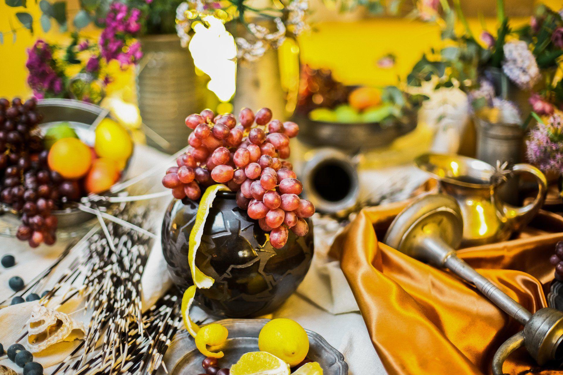 Kochen mit Südafrikanischen Obst*Werbung*